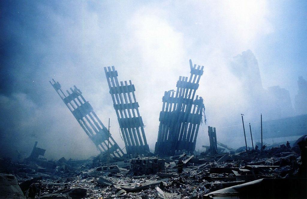ATAK TERRORYSTYCZNY NA WTC
