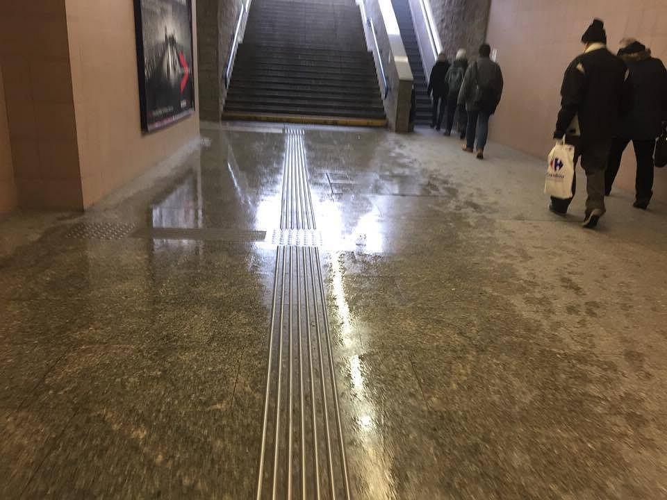 Ścieżki dla niewidomych