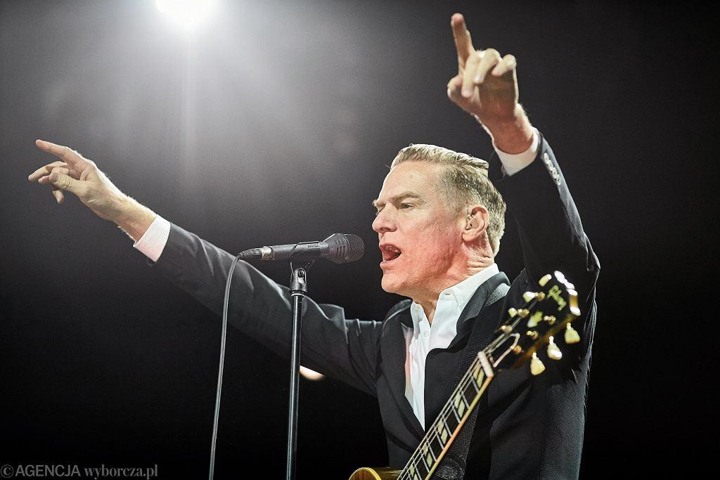 W 2019 roku Bryan Adams zagra w Polsce dwa koncerty