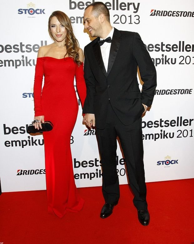 Ewa Chodakowska i Lefteris Kavoukis