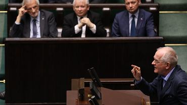 Wiceminister kultury Krzysztof Czabański zapowiedział, że docelowa ustawa o mediach narodowych wejdzie w życie w ciągu roku, a o składce audiowizualnej - w 2018 r.
