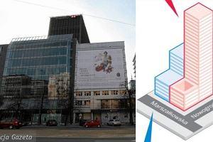 Nowy wieżowiec przy Marszałkowskiej? Zamiast gmachu PKO