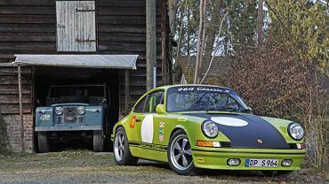 Porsche 964 Classic S