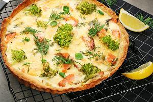 Tarta z brokułami - pyszne przepisy na przekąskę sylwestrową i nie tylko