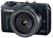 aparaty cyfrowe, Nowy Canon EOS M, nareszcie!, canon, Aparat cyfrowy Canon EOS M