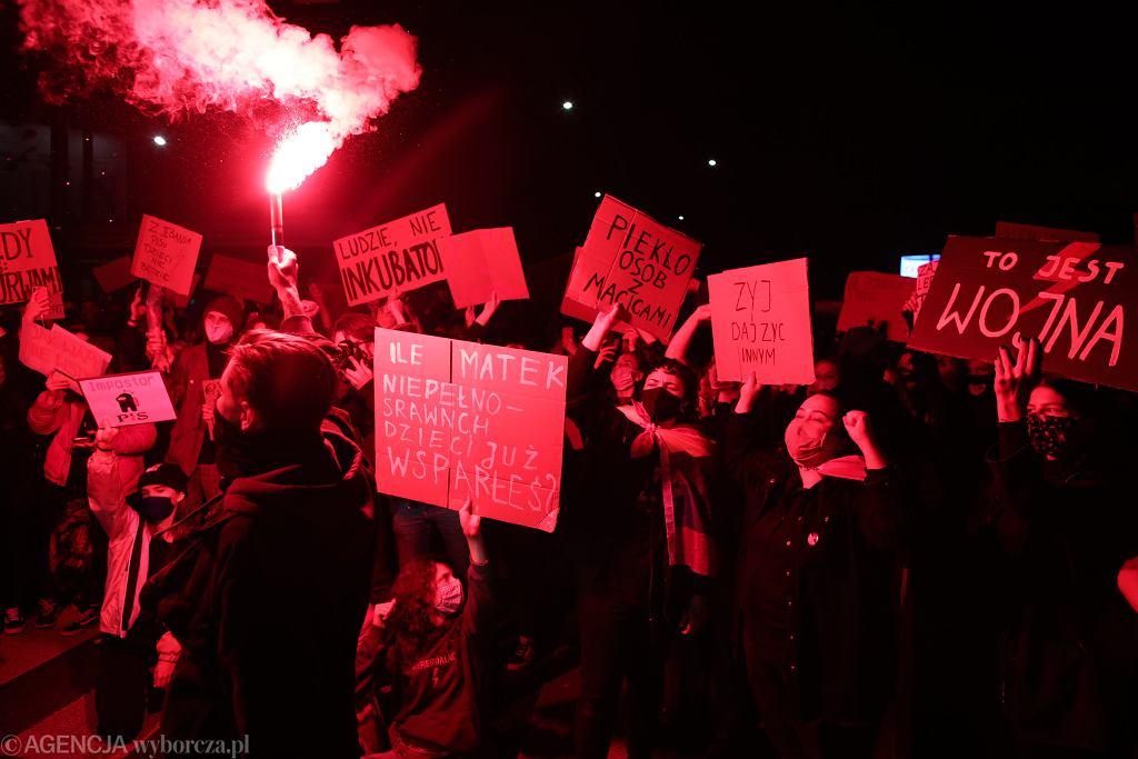 Protest - zdjęcie ilustracyjne
