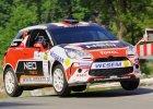 Citroen Racing Trophy Polska | 29. Rajd Karkonoski | Relacja: Pech Żerebeckiego, słabsze tempo Chmielewskiego