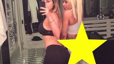 Kim Kardashian i Blac Chyna