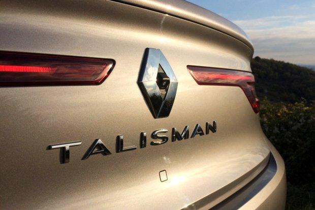 Renault Talisman   Pierwsza jazda   Walka o segment