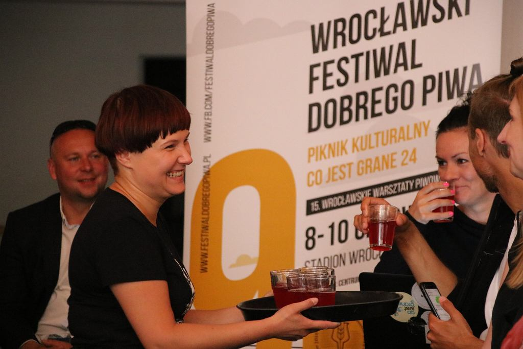 Konferencja Festiwal Dobrego Piwa x Piknik Co Jest Grane 24 / mat prom