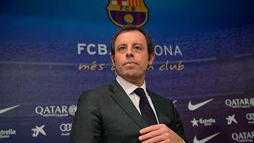 Sandro Rosell przed sądem. Byłemu prezesowie FC Barcelony grozi 11 lat