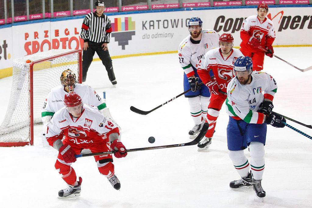 Turniej EIHC w Katowicach