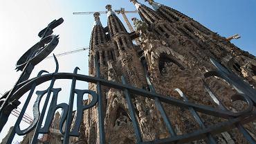 Katedra Sagrada Familia w Barcelonie