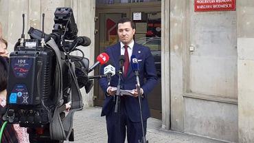 Wicerzecznik Porozumienia Jan Strzeżek