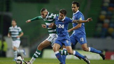 Sporting - Belenenses 1:0 w derbach Lizbony