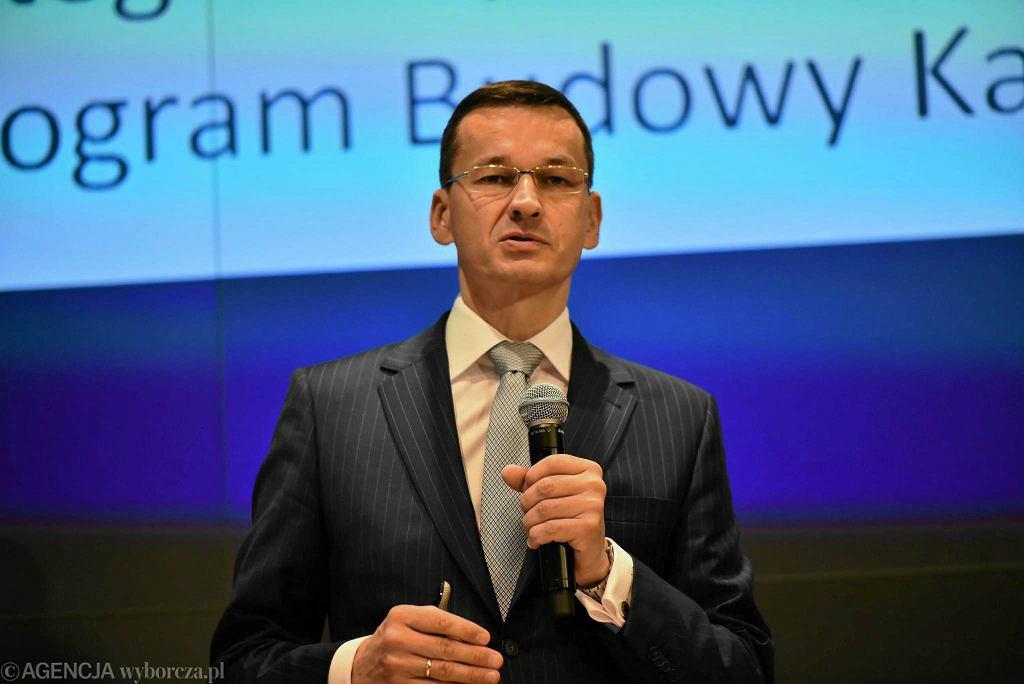 Jednolity kontrakt - tym razem jako jeden kontrakt - powraca jako jedna z propozycji Strategii na Rzecz Odpowiedzialnego Rozwoju wicepremiera Mateusza Morawieckiego.