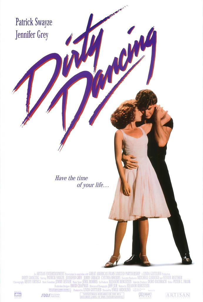 Plakat Dirty Dancing