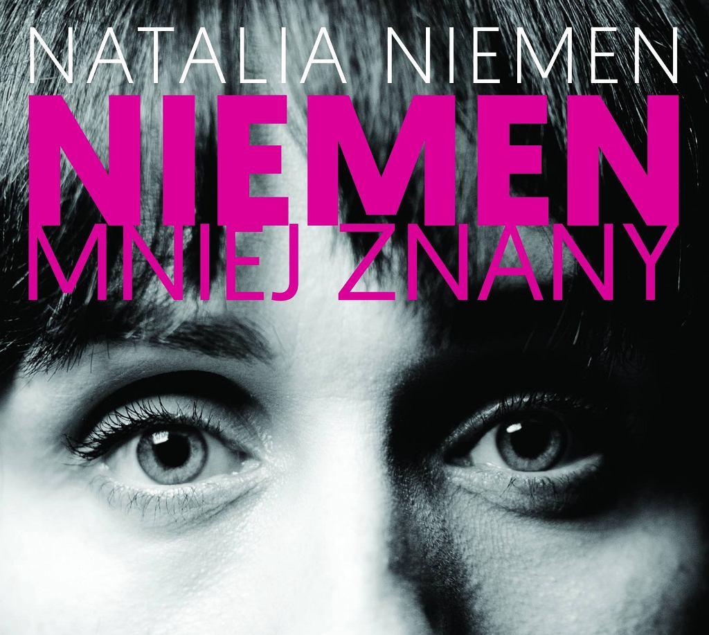 Okładka płyty Natalii Niemen 'Niemen mniej znany'