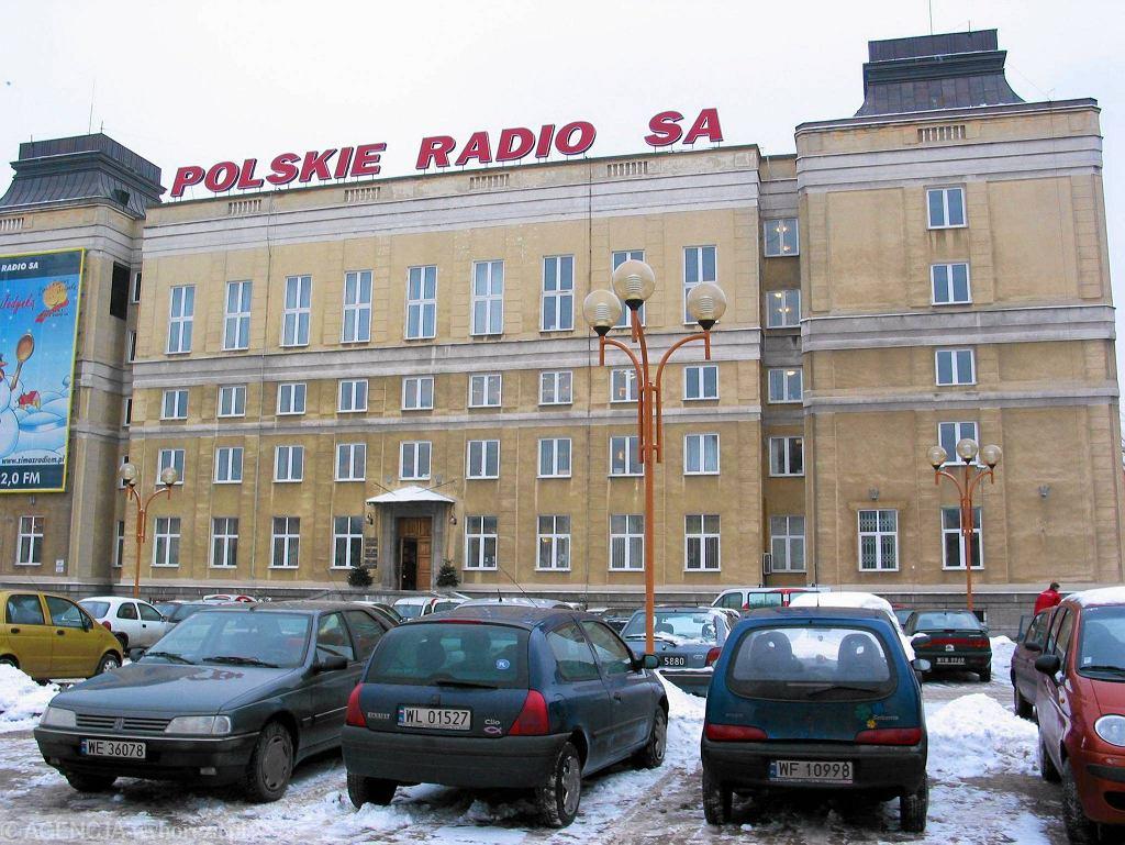 Budynek Polskiego Radia