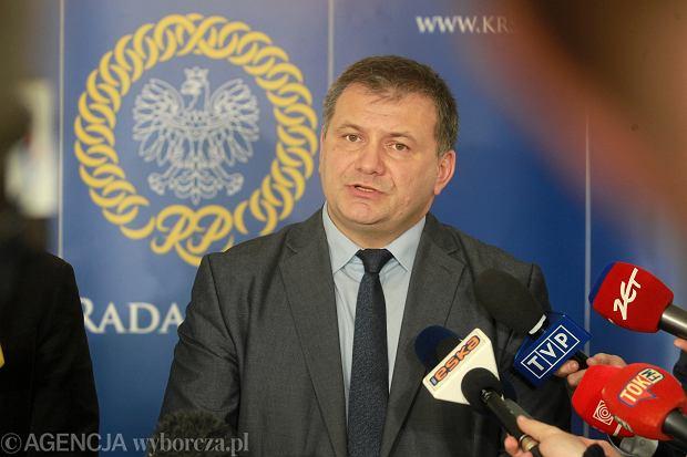 Oświadczenie majątkowe Waldemara Żurka. Zainteresowany twierdzi, że o ujawnieniu jego danych dowiedział się z mediów