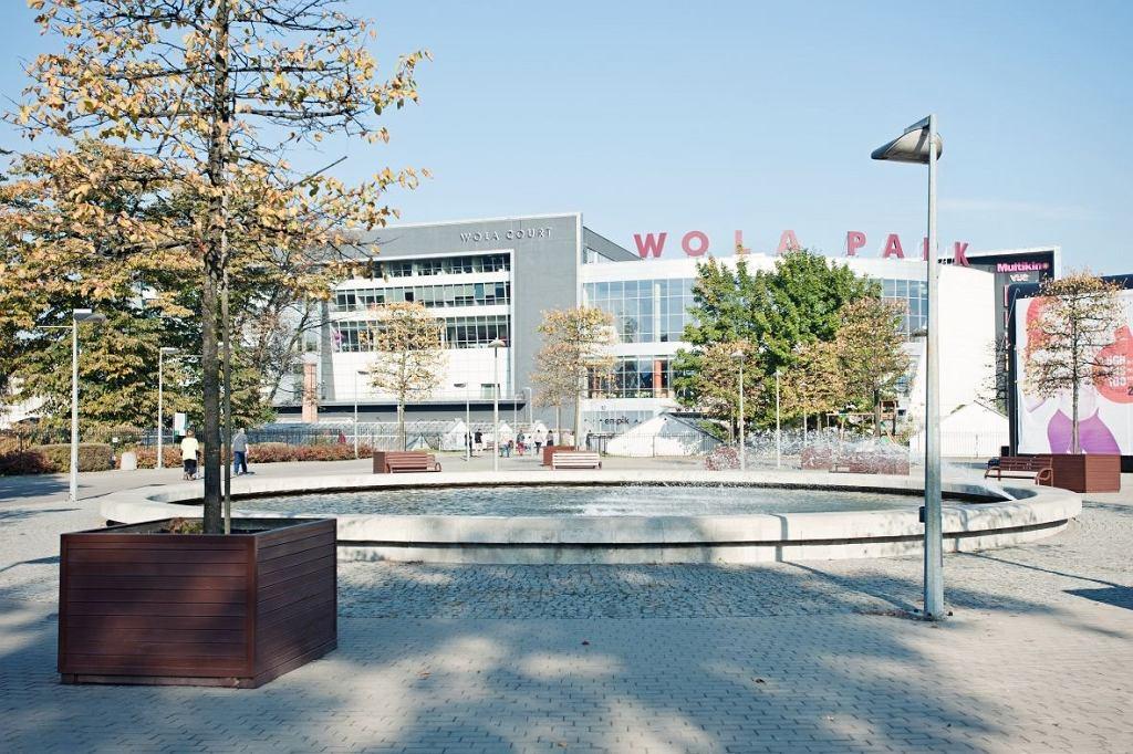 Po rozbudowie Wola Park jest drugim, po Arkadii największym centrum handlowym w aglomeracji warszawskiej / MATERIAŁY PRASOWE