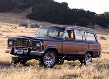 Jeep Wagoneer, czyli ojciec wszystkich SUV-ów