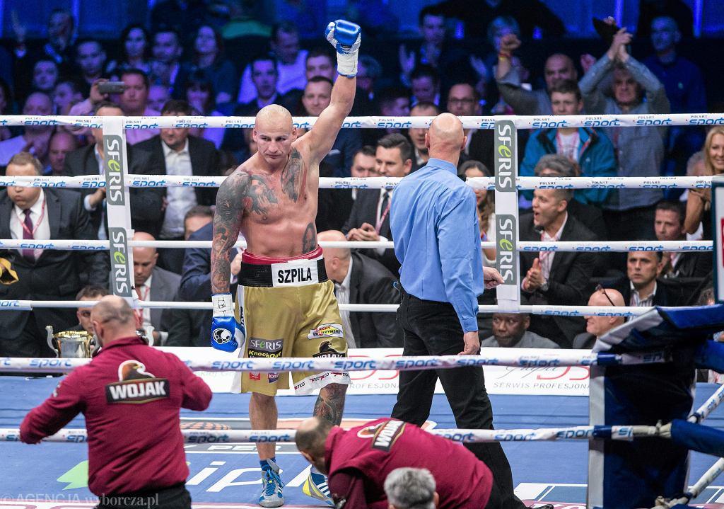 Artur Szpilka wciąż czeka na kolejną walkę
