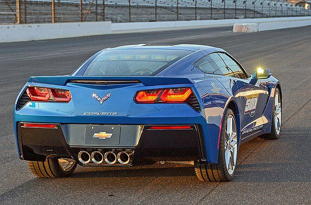 Corvette Indianapolis 500