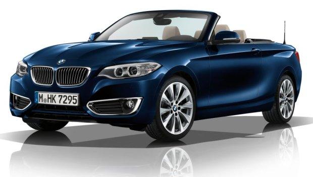 BMW serii 2 Cabrio Luxury