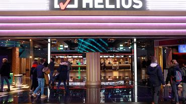 Kino Helios w Blue City w Warszawie