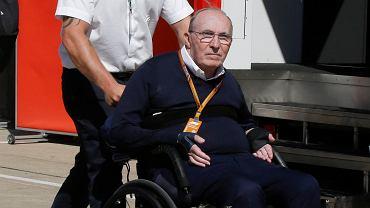 Stan Sir Williamsa nagle się pogorszył. 78-latek trafił do szpitala
