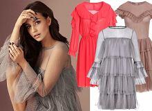 Julia Wieniawa w zwiewnej, wiosennej sukience. Wiemy, gdzie ją kupić!