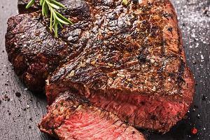 Wołowina marynowana w winie na grill