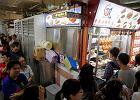 Pierwsze na świecie stoiska street food z gwiazdkami Michelin