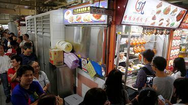 Uliczne stoisko z jedzeniem Chan Hong Meng, Singapur