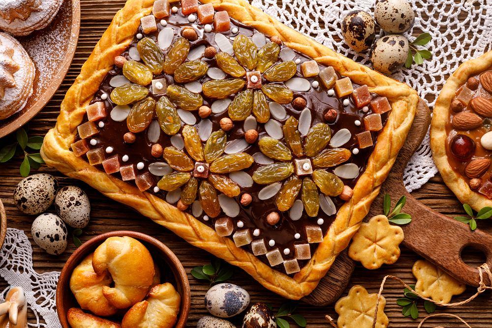 Ciasto na mazurek - jak je zrobić? Zdjęcie ilustracyjne