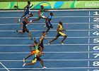 Rio 2016. Usain Bolt. Największy sprinter wszech czasów