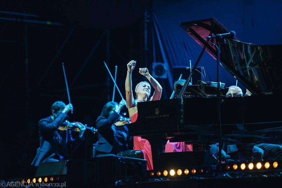 Solidarity of Arts 2016, koncert Kilar +, Beata Bilińska
