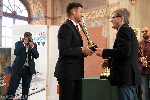 Gala z ogłoszenia wyników plebiscytu na Najpopularniejszych i Najlepszych Sportowców oraz Trenerów Roku 2016 w Płocku