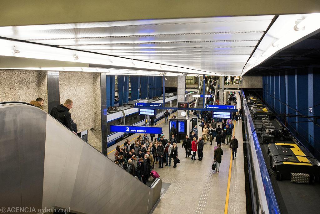 Dworzec Centralny - zdjęcie ilustracyjne