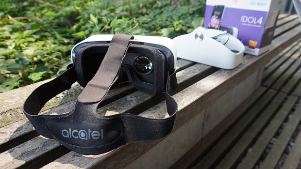Gogle VR do Alcatel Idol 4