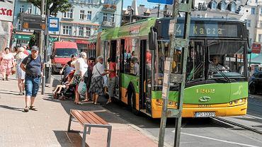 Autobus będzie na czas? Aplikacja podpowie