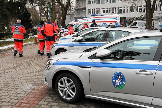 Szpital MSWiA w Warszawie został 14 marca przekształcony w placówkę, do której mogą się zgłaszać osoby z podejrzeniem koronawirusa