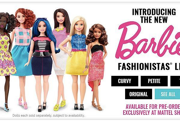 Barbie Ma Nowe Ciało