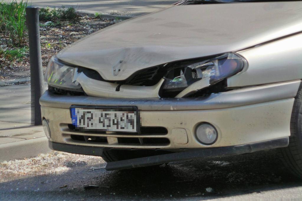 Wypadek na Prądzyńskiego