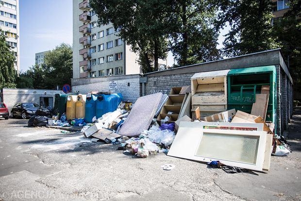 MPO wycofuje się z Mokotowa. Czy dzielnicy znowu grozi kryzys śmieciowy?