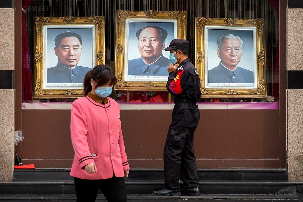 Chiny. Liczba lokalnych zakażeń koronawirusem znów rośnie (zdjęcie ilustracyjne)
