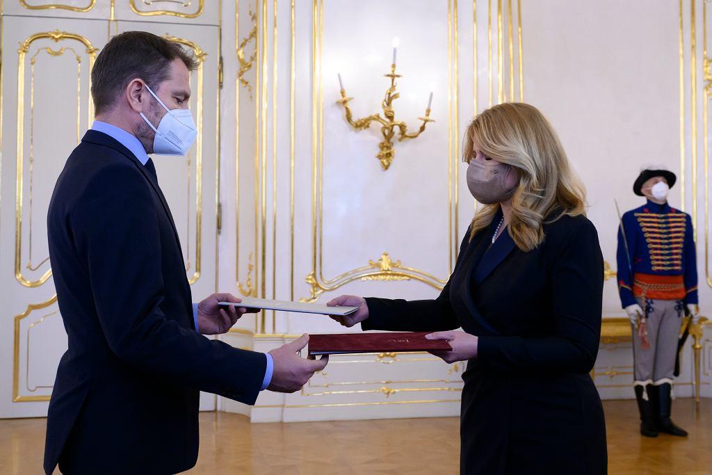 Słowacja. Dymisja premiera Igora Matovicza