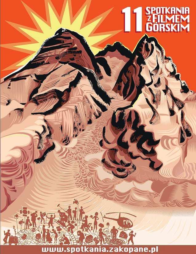 11. Spotkania z Filmem Górskim. 2-6 września, Zakopane