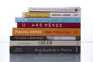 Książki kulinarne na marzec